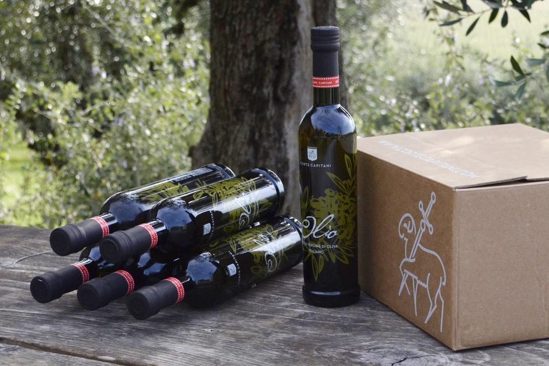 Camilla's Olive Oil Gourmet-Box